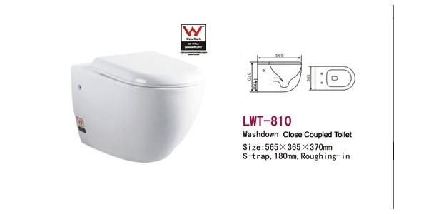 澳洲Watermark 认证挂便器 LWT-810