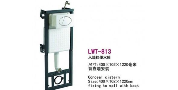 欧美水箱 挂便器水箱FWT-813