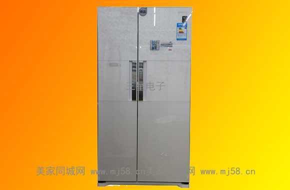 三星冰箱RS62FBRPN1S/SC对开门 624升 永恒雪花纹 保湿新生双循环制冷