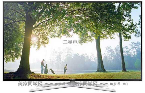 三星(SAMSUNG)UA65H6400AJ 65英寸 LED智能电视机