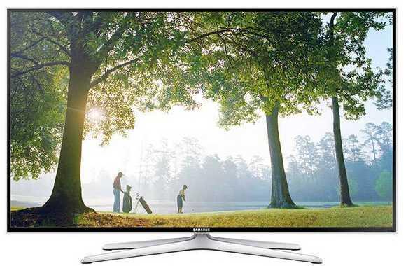 三星(SAMSUNG)UA75H6400AJ 75英寸 LED智能电视机(黑色)