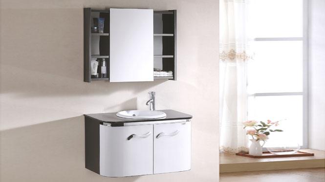 TB-3001不锈钢浴室柜 卫浴柜卫浴洁具洗脸盆洗手盆组合 780mm