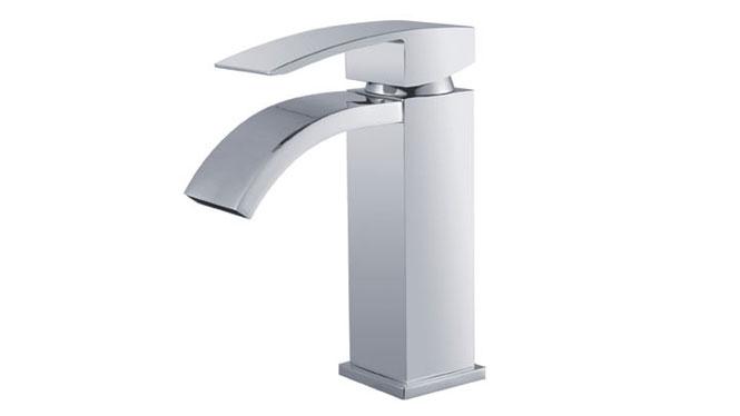 全铜面盆龙头 浴室柜专用冷热龙头 台上盆水龙头 GH-5019