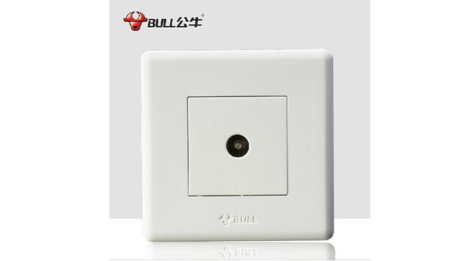 开关插座闭路电视插座有线电视插座面板有线电视插座G06T103