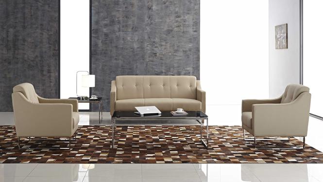 真皮沙发头层牛皮客厅现代组合进口中厚皮沙发新款皮沙发