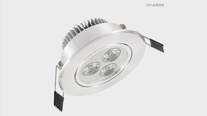86002超亮3W5W7W9W12W LED天花灯射灯