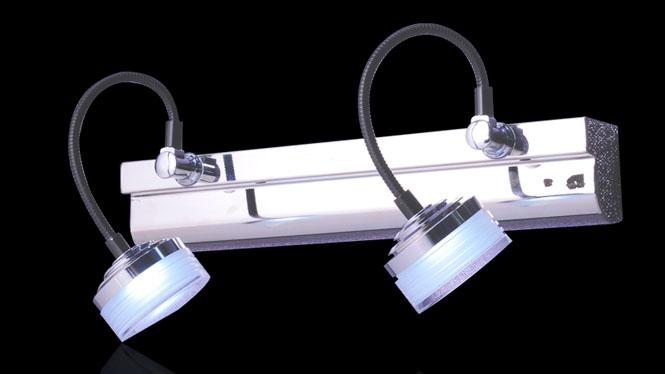 83003镜前灯现代简约浴室灯具水晶灯卧室灯卫生间灯饰