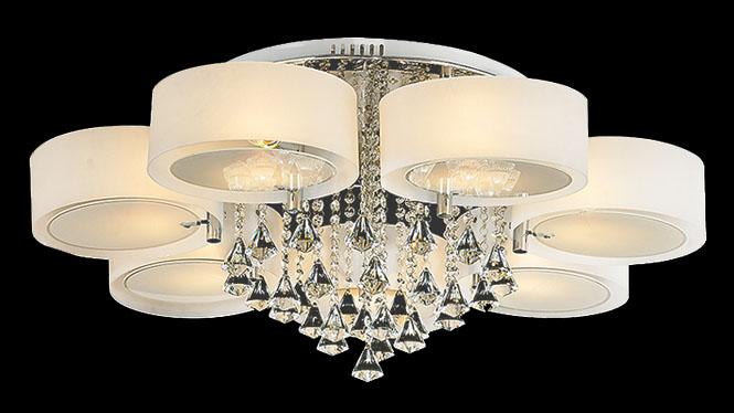 客厅灯水晶灯吸顶灯卧室灯餐厅灯灯饰灯具现代简约大气 97001