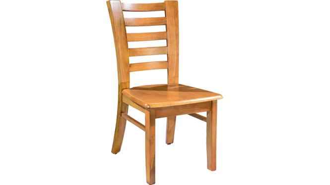 厂家批发 餐椅 椅子 酒店工程餐椅 实木椅 靠椅6#