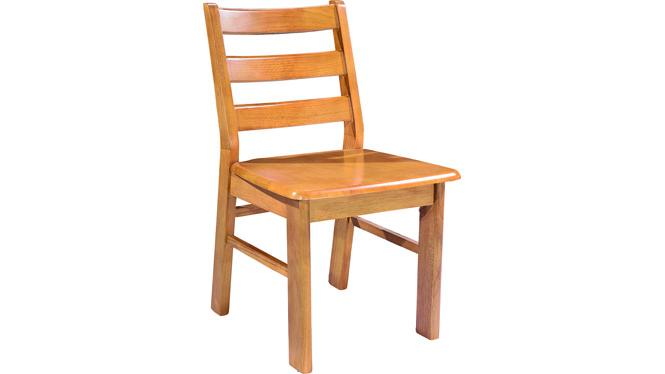厂家批发 餐椅 椅子 酒店工程餐椅 实木椅 靠椅506#