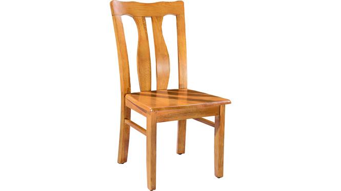 厂家批发 餐椅 椅子 酒店工程餐椅 实木椅 靠椅719#