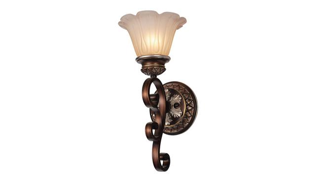 单头复古田园欧式床头水晶壁灯客厅卧室灯具 WL062-1