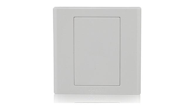 公牛墙壁开关面板 G06系列空白面板公牛开关面板 开关G06B101