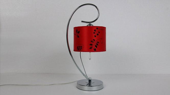 简约时尚卧室 台灯 卧室床头台灯 现代布艺床头灯 经典热卖 TD043
