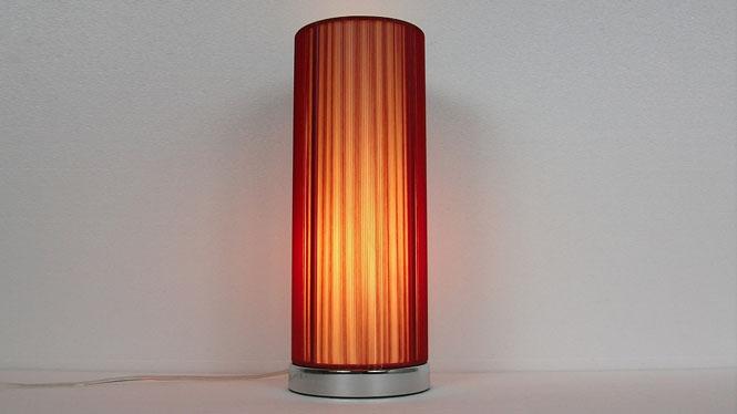台灯床头灯现代简约创意布艺奢华欧式台灯卧室客厅 TD054