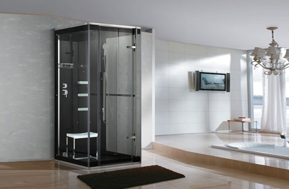 高档整体淋浴房 桑拿淋浴房 整体浴室 淋浴房 A025