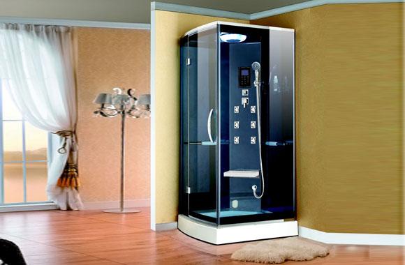 豪华蒸汽淋浴房 整体浴室沐浴房带浴缸钢化玻璃淋雨房 A023