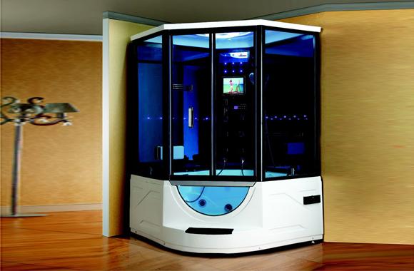 高档整体淋浴房 豪华电脑淋浴房 整体浴室 桑拿房 淋浴房 A021