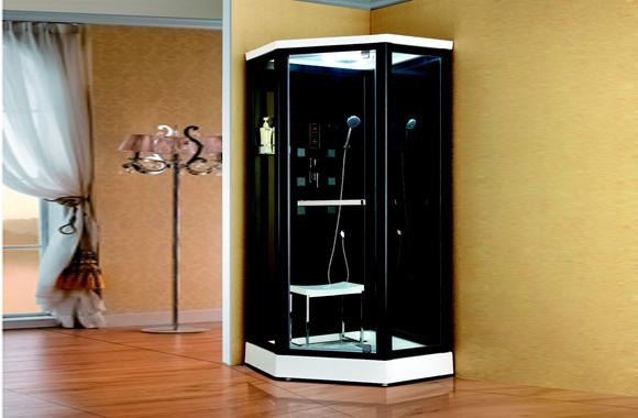 淋浴房整体 浴房钢化玻璃隔断浴屏 整体浴室洗浴房简易浴房 A019