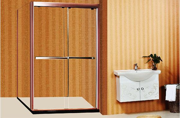 方形 铝材 淋浴房 A8