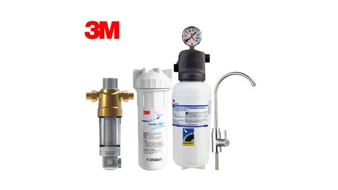 3M净水器 家用直饮净水器超大流量 官配加雅马哈前置40F BEV140