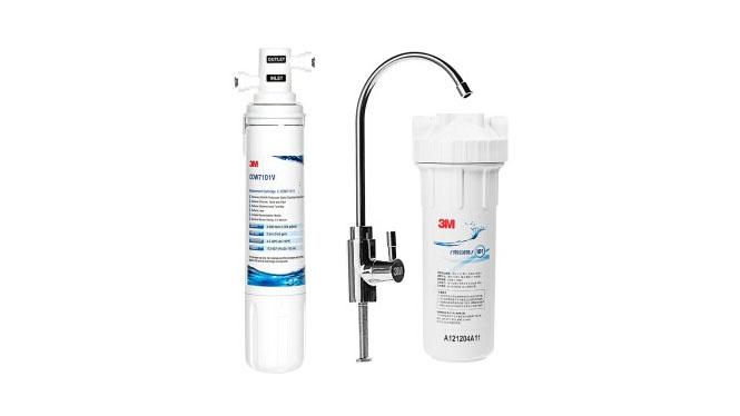3M净水器家用直饮高端厨房 净水机自来水龙头过滤器 CDW7101V