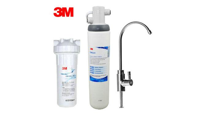 3M净水器净宜2201净水器替换滤芯 滤芯 美国进口原装正品  CDW2201
