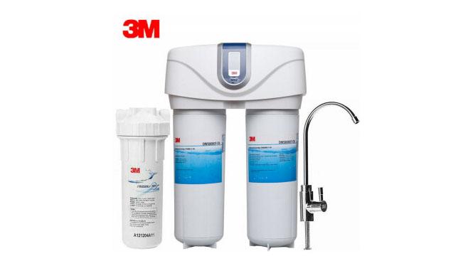 3M净水器家用直饮高端厨房 净智DWS 4000T