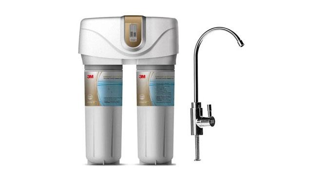 3M净水器家用厨房过滤终端直饮机舒活泉SDW8000T-CN