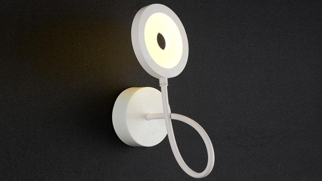 led壁灯现代简约 客厅餐厅卧室床头 门厅过道玄关走廊壁灯FB8025