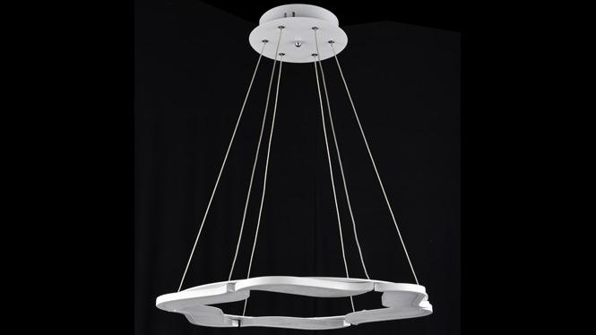 圆形亚克力灯吊灯 艺术后现代餐厅灯具照明客厅卧室LED灯 FD8039-6
