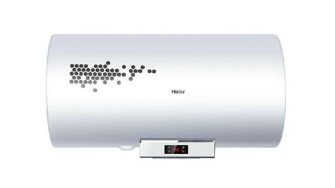Haier海尔 ES80H-HL5(ZE)3D+速热 80L 储水式 智能线控