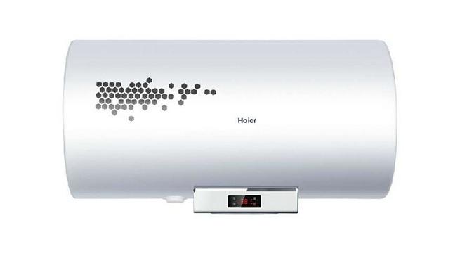 Haier海尔 ES80H-H5(ZE)电热水器80升无线遥控分人洗浴速热