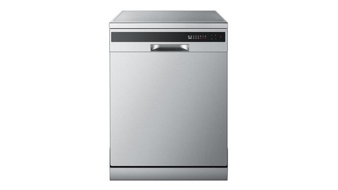 Haier海尔 洗碗机 WQP12-EFE10 海尔独嵌双式智能感应消毒洗碗机