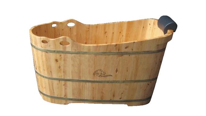 香柏木浴缸珍珠船洗澡桶大号浴缸成人沐浴桶泡澡木桶RY013