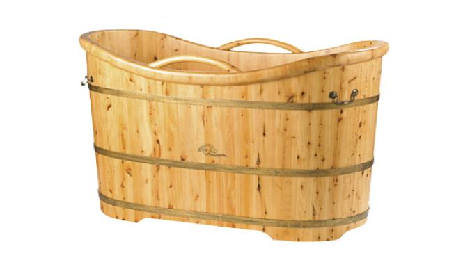 香柏木木桶 洗澡盆 泡澡桶 沐浴桶桶 桑拿桶 浴缸 RY001