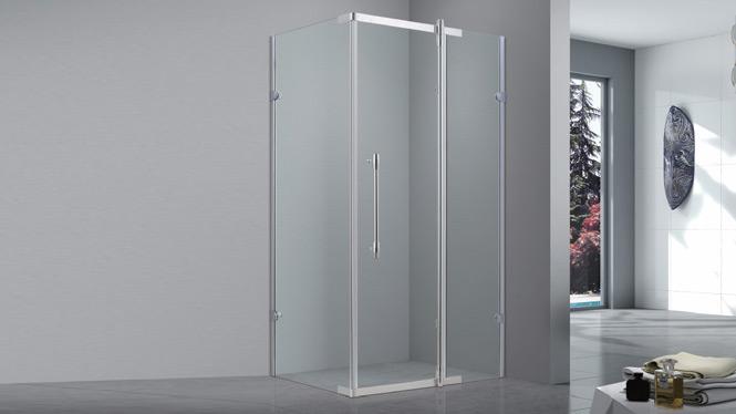 方型淋浴房 整体卫生间简易沐浴房 3C钢化玻璃5571