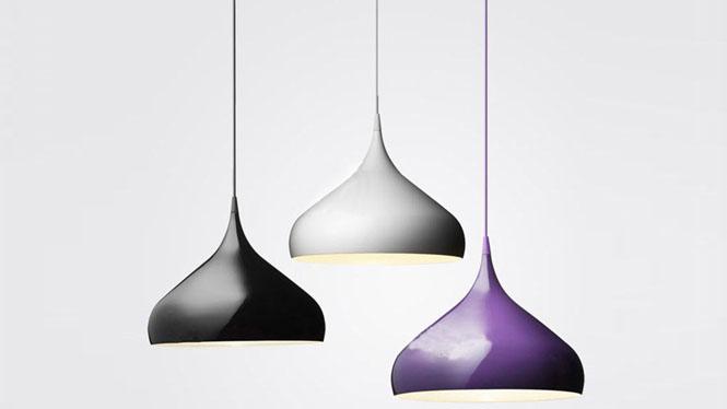 铝盖吊灯 北欧宜家餐厅灯 吧台咖啡厅服装店卧室书房吊灯P3126-1