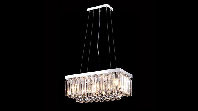 现代时尚大功率led水晶灯家居酒店装饰餐厅卧室客房吸顶吊灯M9117D