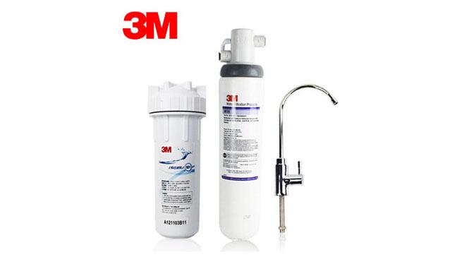3M净水器家用直饮 HF20高端厨房自来水过滤器 美国原装进口BEV120