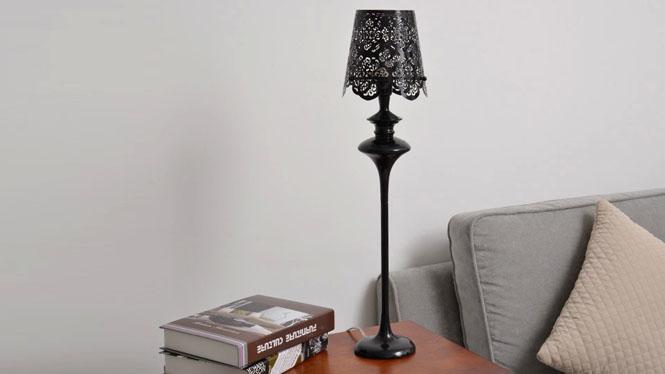 现代简约宜家书房客厅装饰灯 卧室床头灯 时尚创意田园风小台灯BT1115B