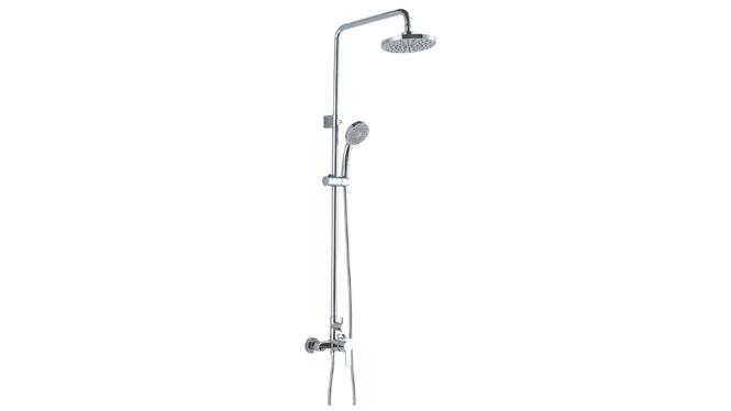 水龙头全铜 淋浴花洒套装 沐浴器 大花洒淋浴器 GH9032