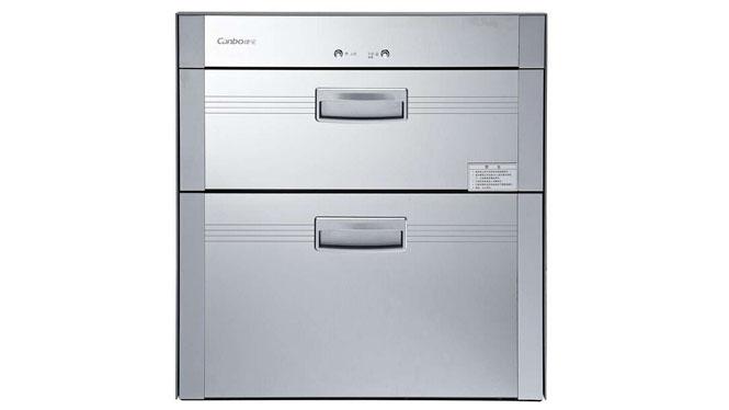 康宝消毒柜臭氧红外线消毒碗柜不锈钢嵌入式ZTP-108E-11S