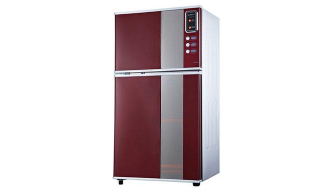康宝家用立式消毒柜 臭氧杀毒 不锈钢材质 高温消毒柜 烘干ZTP80A-63H