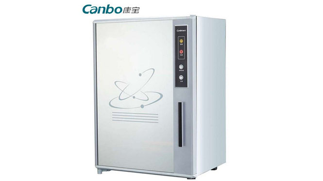 康宝立式消毒柜 消毒碗柜 商用 家用单门远红外高温消毒迷你消毒柜RLP60A-3(1)