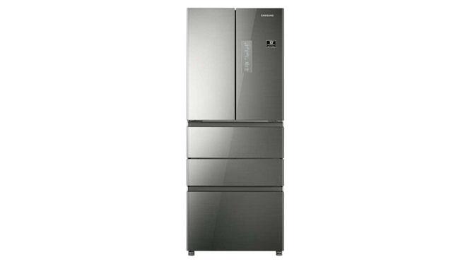 三星(SAMSUNG) BCD-402DRISL1 402升 多门冰箱(不锈钢银色)