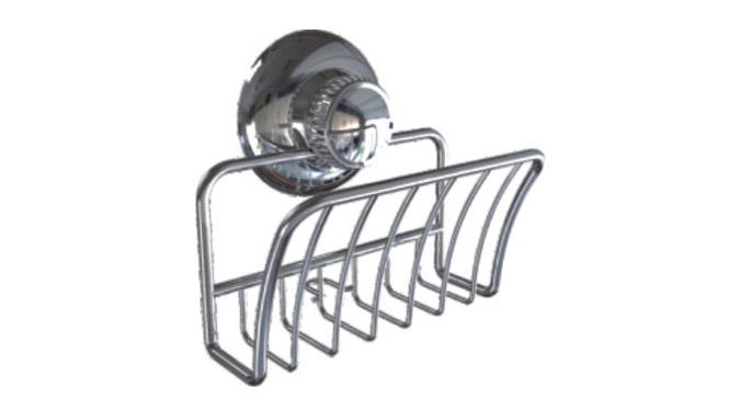 海绵架附带吸盘沥水架创意厨房碗盘水槽滴水收纳架73514
