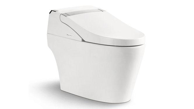 全自动智能马桶自动冲水 无水箱一体式智能坐便器即热座便 N8