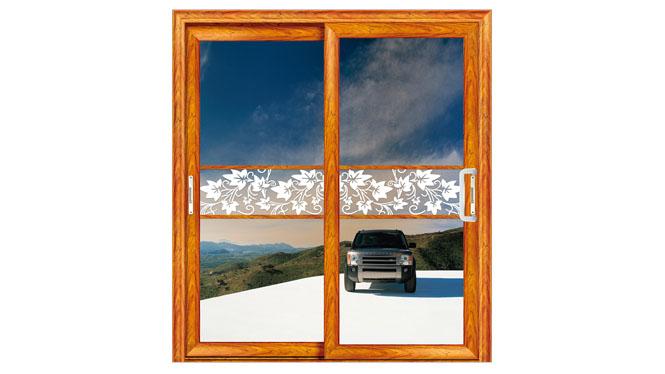 高档豪华铝合金推拉门厨房门阳台门客厅门厂家直销 DS1012