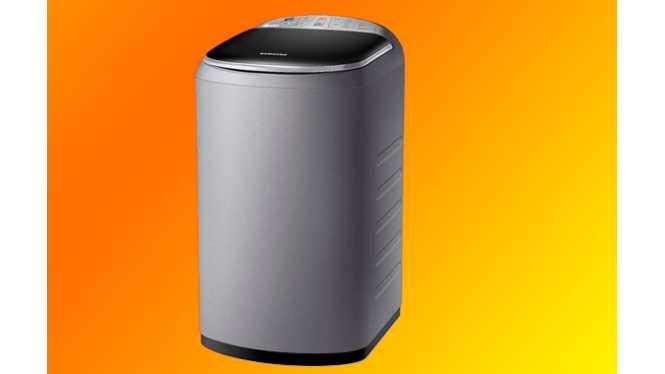 三星(SAMSUNG) XQB30-F88X/SC 3公斤 进口爱婴系列波轮洗衣机(钛晶灰)